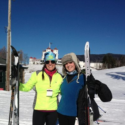 Bretton Woods Ski Weekend with the Girls