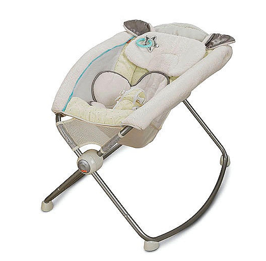 "My Little Lamb Rock n' Play Sleeper - $74.99So I know some people are probably against these because it's not a traditional bassinet - I've heard amazing things from mom's who use these instead of a bassinet or co-sleeper. And if it's going to make my baby sleep longer, than I consider it a must have. This one is 15 dollars more than the ""standard"" version but its a LAMB which is so cute so it's going on the must have list (along with the matching bouncer and swing...) HA!"