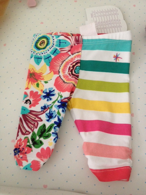 The Cutest Baby Leggings Ever