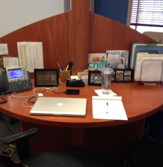 My new desk!
