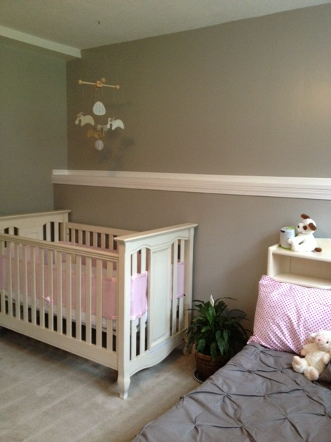 And of course a bed for baby