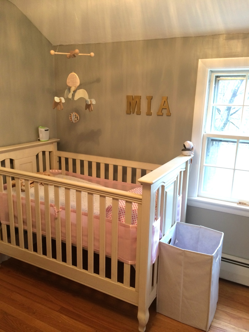 Mia's Nursery BEFORE