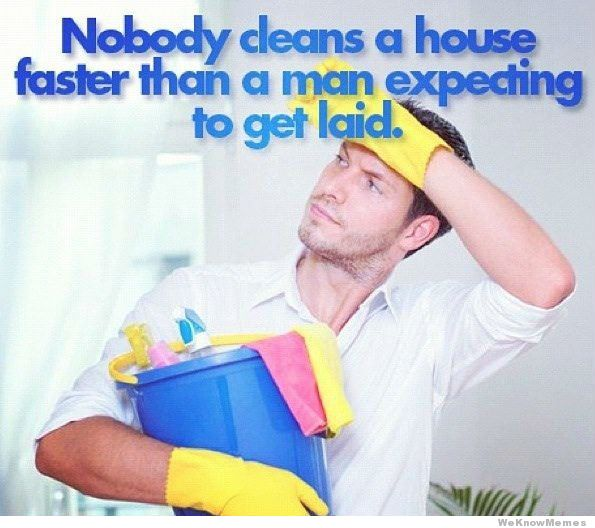 nobody-cleans-a-house-faster-than-a-man