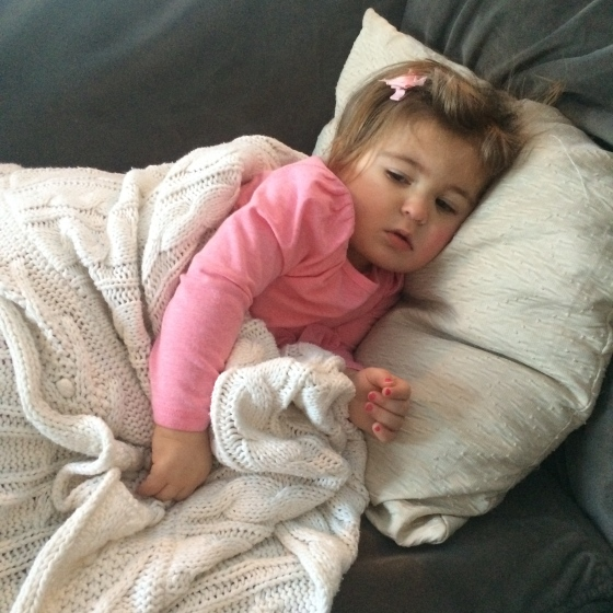 Sick Day Snuggles