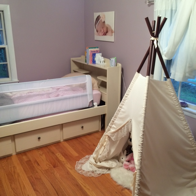 Mia's Big Girl Room