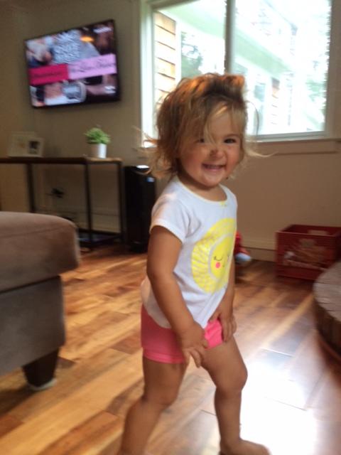 Mia in Big Girl Undies