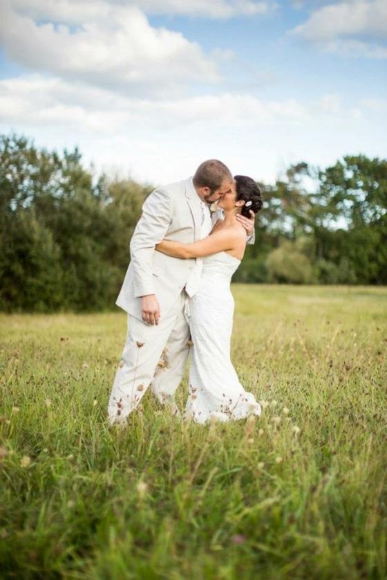 Wedding Photo by Ben Krebs