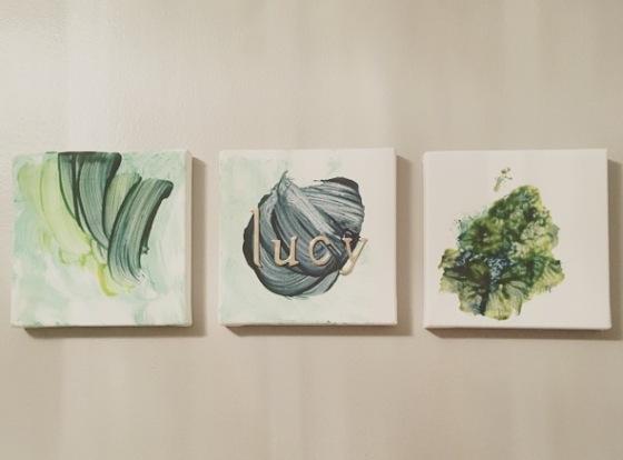 Mia Paintings