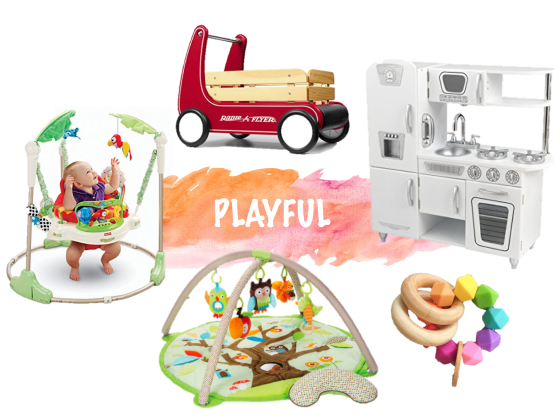Ultimate Baby Registry - Playful
