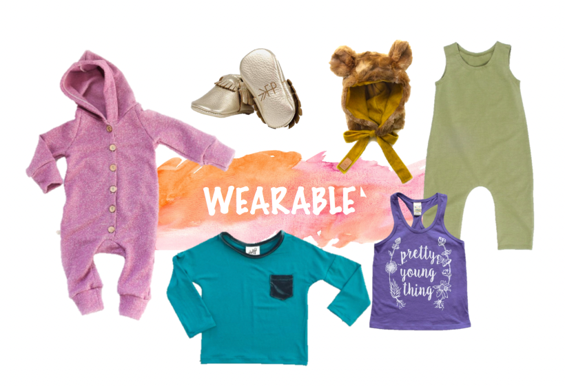 Ultimate Baby Registry - Wearable