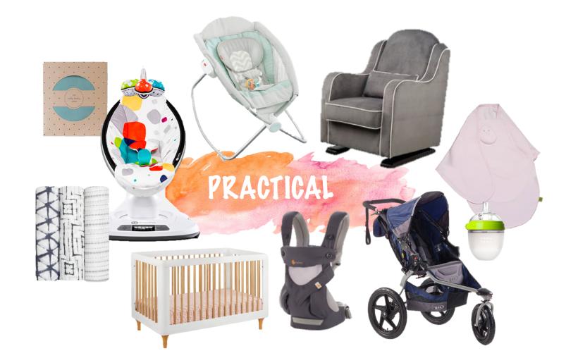 Ultimate Baby Registry - Practical